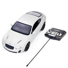 1/14 Bentley Continental GT Supersports Radio Remote Control RC Car White New