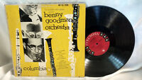 Benny Goodman and His Orchestra LP S/T Self-Titled Columbia 534