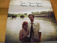 JUSTIN TOWNES EARLE HARLEM RIVER BLUES  LP MINT---