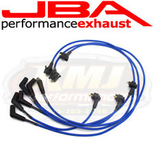 JBA W06189 1999-2000 Ford Mustang 3.8L BLUE 8mm Spark Plug Wires/ Powercables