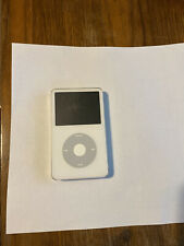 New listing Apple iPod Classic 5th Gen. 30Gb - White. Screen issues