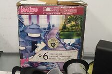6 Malibu 1-Tier LT13976THD Pagoda Metal Landscape Path Lights  Metal