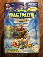 Digimon Flamedramon Figure Action Feature Bandai VHTF