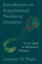 Introduction to Experimental Nonlinear Dynamics: A Case Study in Mechanical Vibr