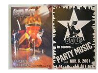 Coup Poster The 2 Sided Party Music