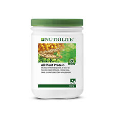 Protéine 100% VEGETALE Nutrilite 450g protein vegetable naturelle natural