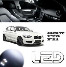 Kit LED BMW Série 1 F20 F21 - 8 Ampoules Blanc plafonnier 114 116 118 120 125 .