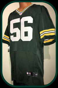 GREEN BAY PACKERS JULIUS PEPPERS NIKE STITCHED ON FIELD REPLICA JERSEY ADULT 44