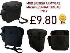 2d2e1b74582c New MOD British Army PLCE S10 Gas Mask Respirator Bag Cordura Field  Haversack