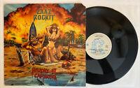 "Laaz Rockit - Holiday in Cambodia - 1989 US 12"" Single (NM) Ultrasonic Clean"