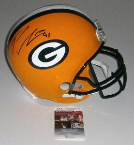 PACKERS Preston Smith signed Full Size Replica helmet JSA COA AUTO Autographed