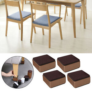 Chair Bed Riser Stands Bed Risers for Furniture Nonslip Riser for Table Desk