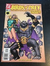 Birds Of Prey#23 Incredible Condition 9.0(2000) Gorilla Grood App!!