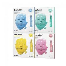 Dr.Jart+ dr jart  Cryo Rubber Mask 4 kind + 1 sample US seller