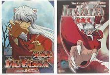 DVD INUYASHA: Complete Vol.1-167e DVD BOX SET + Final Act + 4 Movie