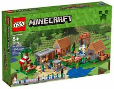 Lego Minecraft 21128 the Village brand new