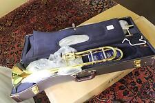 Bach Stradivarius Model 42AF Professional Trombone Infinity Valve MINT QuinnTheE