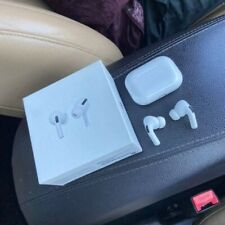 AirPods Pro w/ charging case & accessories