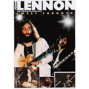 JOHN LENNON AND THE PLASTIC ONO BAND-SWEET TORONTO-DVD-UK IMPORT-LITTLE RICHARD