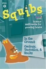 Squibs In the Ground: Geology, Tectonics, & Rocks DVD BRAND NEW SEALED
