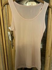 B.Tempted By Wacoal One Size NWT! Beige Foundation Tank  MSRP$28