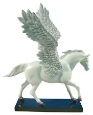 Trail of Painted Ponies SILVER LINING Figurine - RARE SAMPLE FIGURINE
