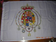 New listing Reproduced Flag of the Kingdom of the Two Sicilies 1849-1860 Italy Ensign 3X5ft