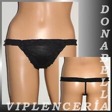 SMART&SEXY TANGA *NEGRO/BLACK* Mod.151* Tallas/Sizes:S/L/XL/2X + REGALO/GIFT