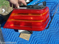 1993 400 SEL RIGHT TAILLIGHT OEM USED ORIGINAL MERCEDES PART