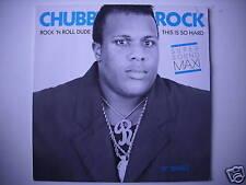 "CHUBB ROCK - ROCK 'N ROLL DUDE FEAT. HITMAN HOWIE THÉ 12"" MAXI (L1758)"