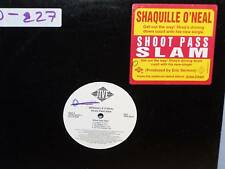 """Shaquille O'Neal - Shoot Pass Slam 6 song 12"""" EP Promo"""