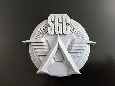 Stargate Command SGC Logo SG1 Model Prop Fan Geek Gift Atlantis SG-1 -3d Printed