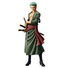 Roronoa Zoro Figura Statua Grandista 27cm Naruto Grandline Men Banpresto Origin.