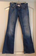 Gap Ultra Low Rise Stretch Jeans Pants Denim Inseam 31 Blue Size 2