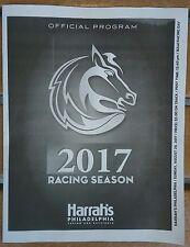 Harrahs Chester Philadelphia Racetrack Program - August 20th - Harness Racing