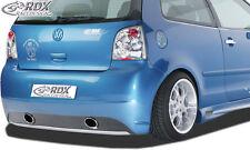 """RDX Stoßstange VW Polo 9N """"GTI-Five"""" Heck Schürze Hinten Spoiler Diffusor"""