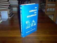 The Annals and Scandals of Henderson County, Ky. by Maralea Arnett (signed)