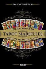 Tarot Marselles: Curso Completo Con Mazo de Cartas