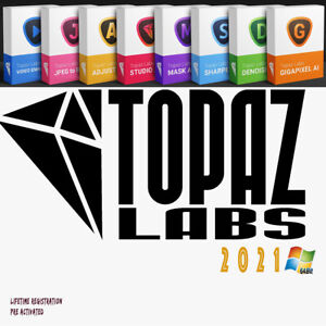 TOPAZ STUDIO COLLECTION | FOR WINDOWS | PHOTOGRAPHER'S CHOICE  | PHOTOGRAPHY KIT
