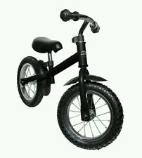 Safetots Ultimate Balance Bike Toddler Child Kid Safety Training Bicycle Black