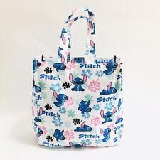 lilo&stitch stitch waterproof handbag lunch box bag recycle bag storage bag new