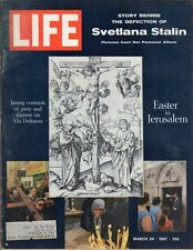 LIFE Mar 27 1964 English Weekly, Easter, Jerusalem, Stalin, Coppola, Eric Hoffer