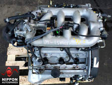 MAZDA BONGO FORD FREDA 2.5 V6 PETROL J5 ENGINE 89,000KM