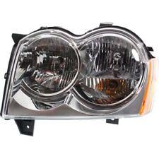 For Grand Cherokee 05-07, CAPA Driver Side Headlight