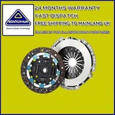 National 3 Piece Clutch Kit CK9801-37 Fits Nissan Micra