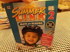 Thinking Kids Summer Link Math Plus Reading Grade 2