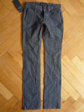 NEUF James Cured By seun Jeans Cole Jean cigarette tube Leg w 25