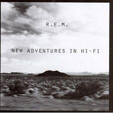New Adventures In Hi-fi - R.E.M. CD
