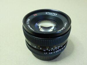 Objektiv Carl Zeiss Planar 1,7/50 mm