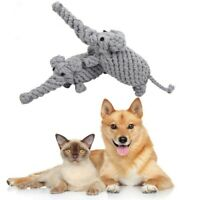 Chew Toys Braided Rope Durable Dog Teeth Cleaning For Pet Bite Toy